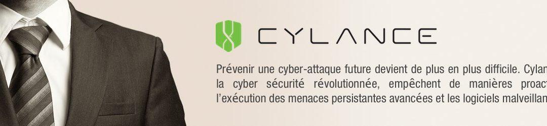 Sécurisez vos données avec CylancePROTECT