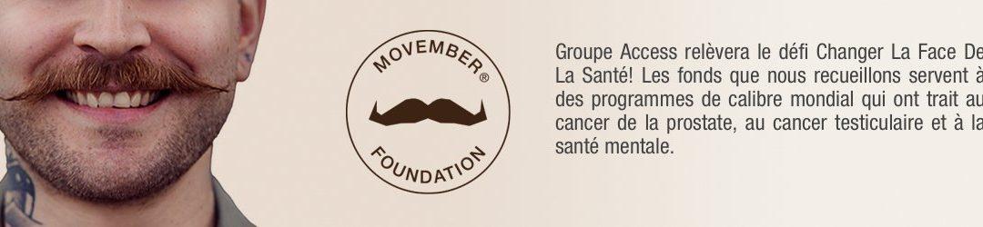 Movember – Diner communautaire